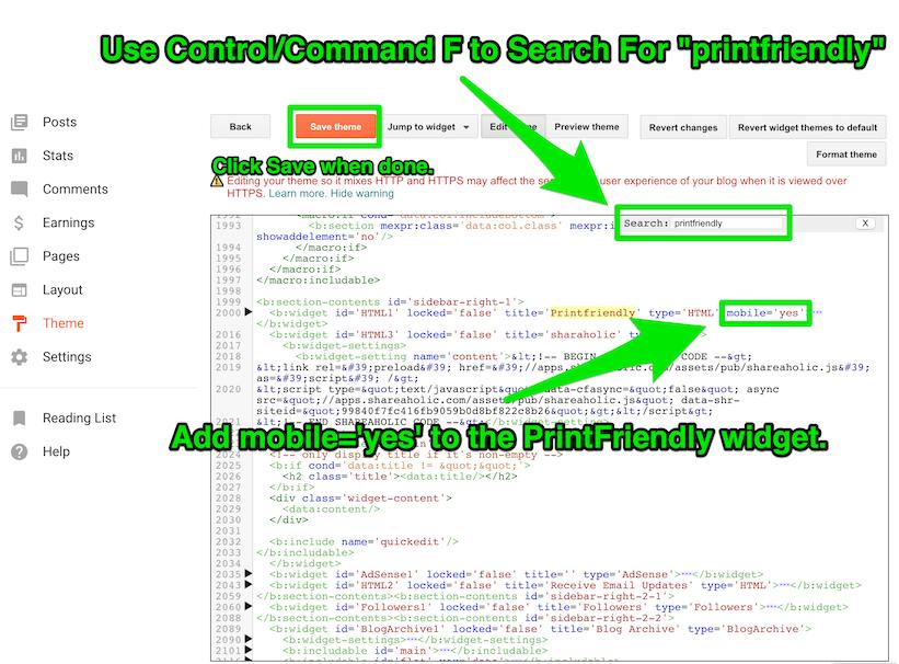Print Friendly & PDF Button for WordPress, Blogger, Drupal